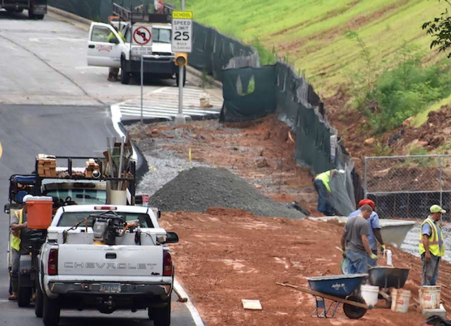 Lower Fayetteville to reopen by July 25