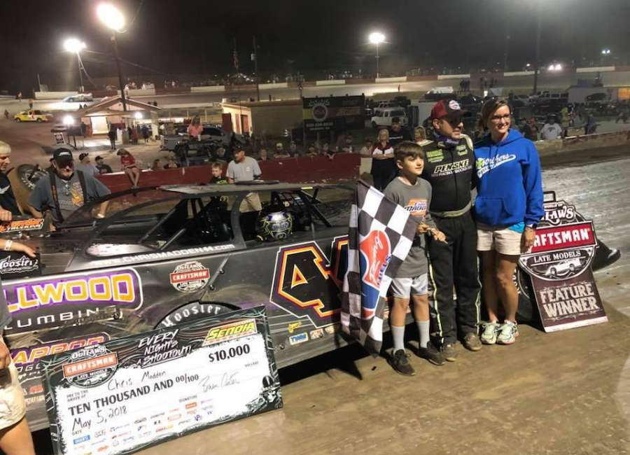 Madden takes home Billy Clanton Classic Title at Senoia