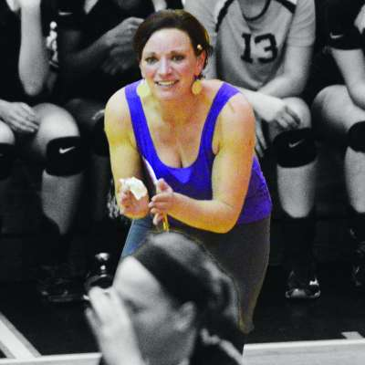 McClure was a great ambassador for high school volleyball