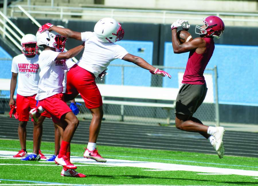 McDonald pleased with Northgate's direction during summer workouts