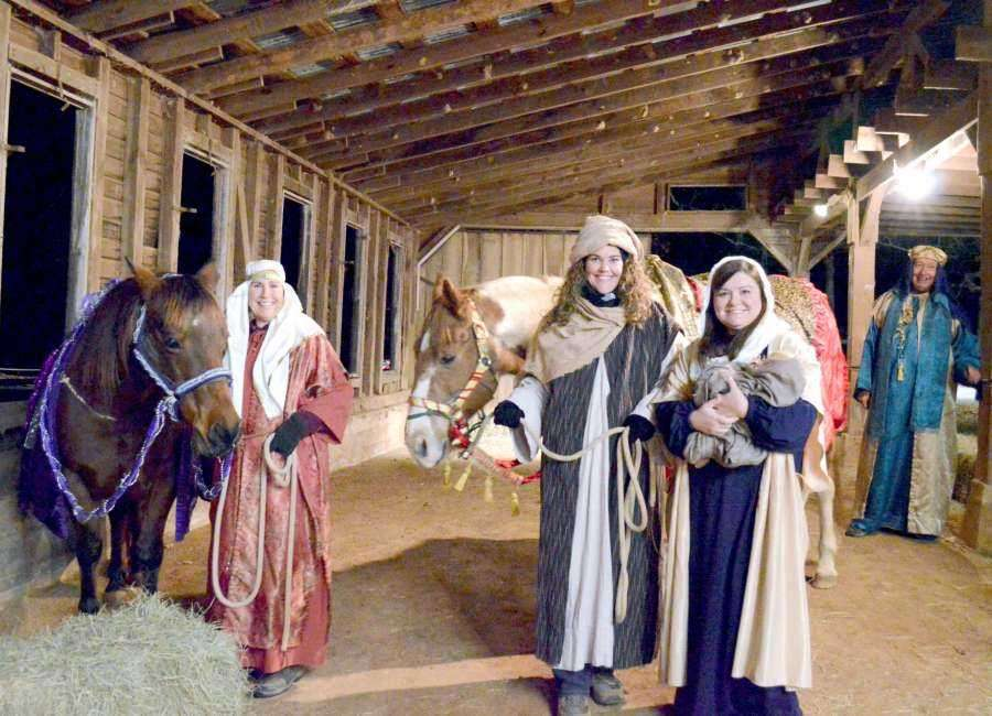 Nativity play starts tonight at CORRAL