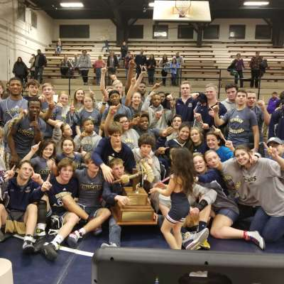 Newnan claims county wrestling title