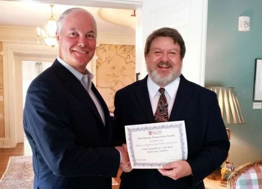 Newnan-Coweta Historical Society recognizes local preservation efforts
