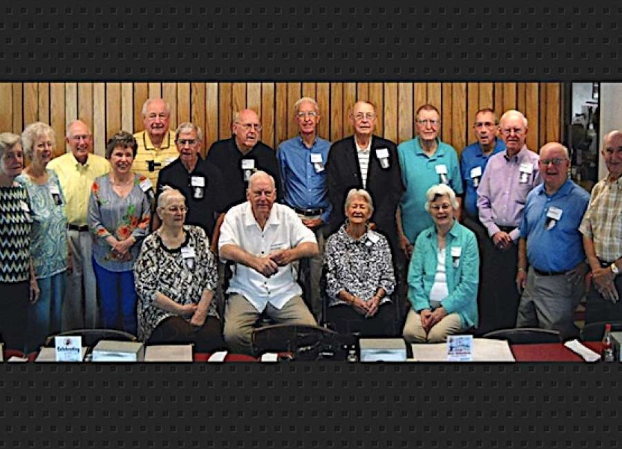 Newnan High School Class of 1953 holds reunion