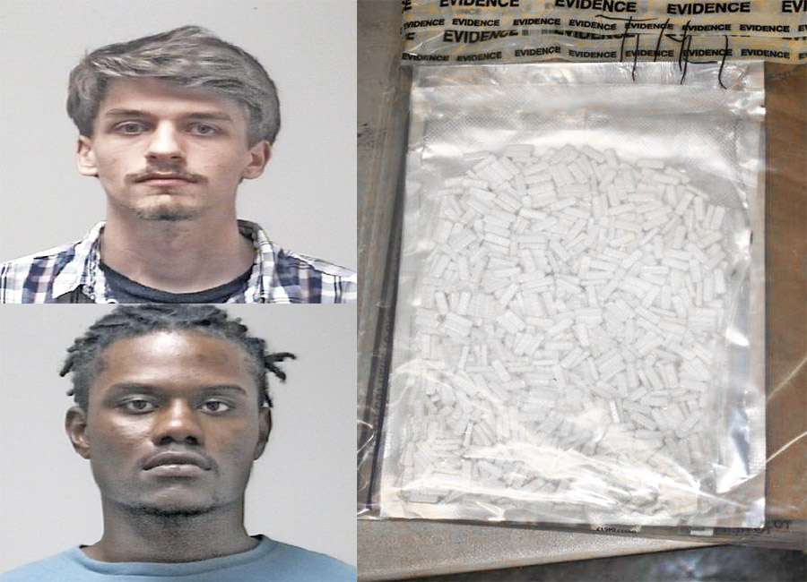 Newnan men face drug trafficking charges