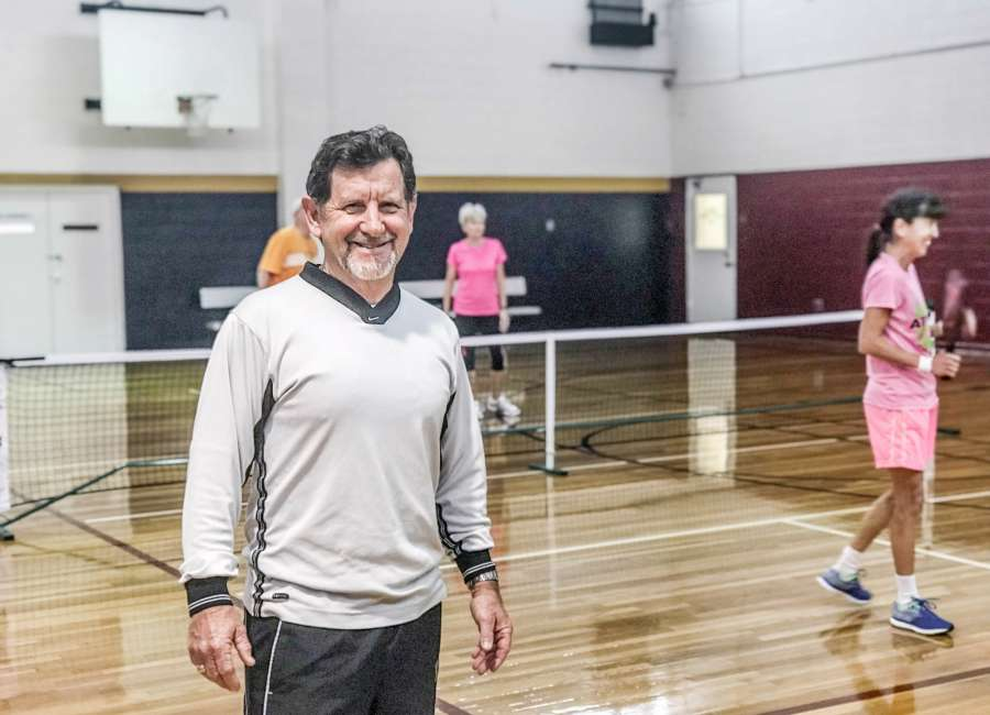 Pickleball is latest sports craze in Coweta County