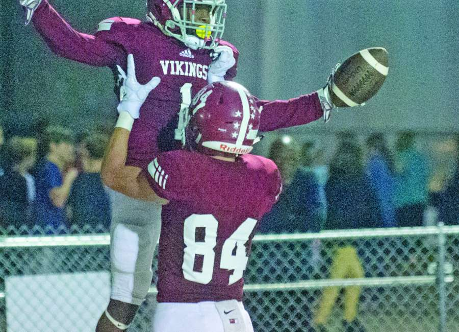 Playoff-bound Vikings coming off impressive defensive effort