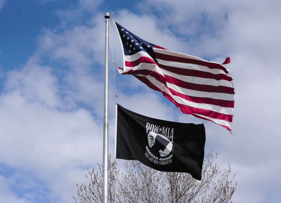 POW/MIA ceremony Friday at downtown park