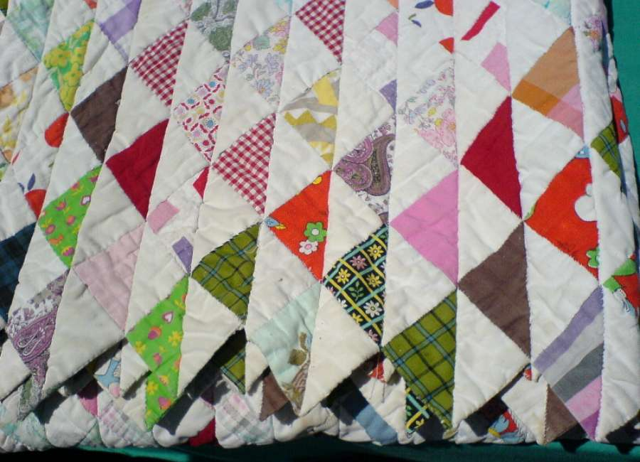 Quilt project to remember Holocaust's handicapped