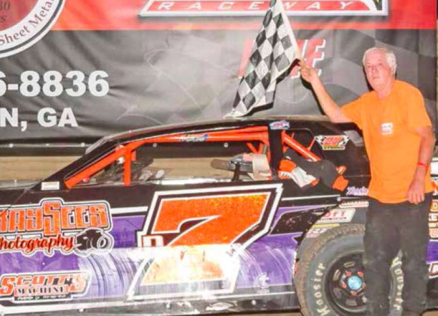 Racing resumes next week at Senoia with double points on line