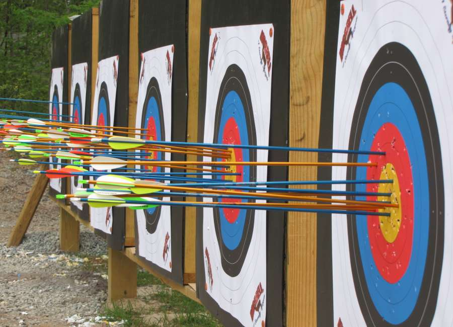 Saturday archery to help local family adopting a child