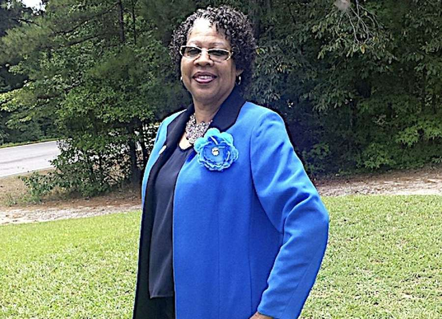 Senior of the Week: Pastor Dorothea B. Mitchell