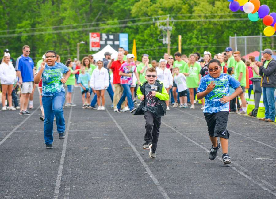 Special Olympics returns with smiles and determination
