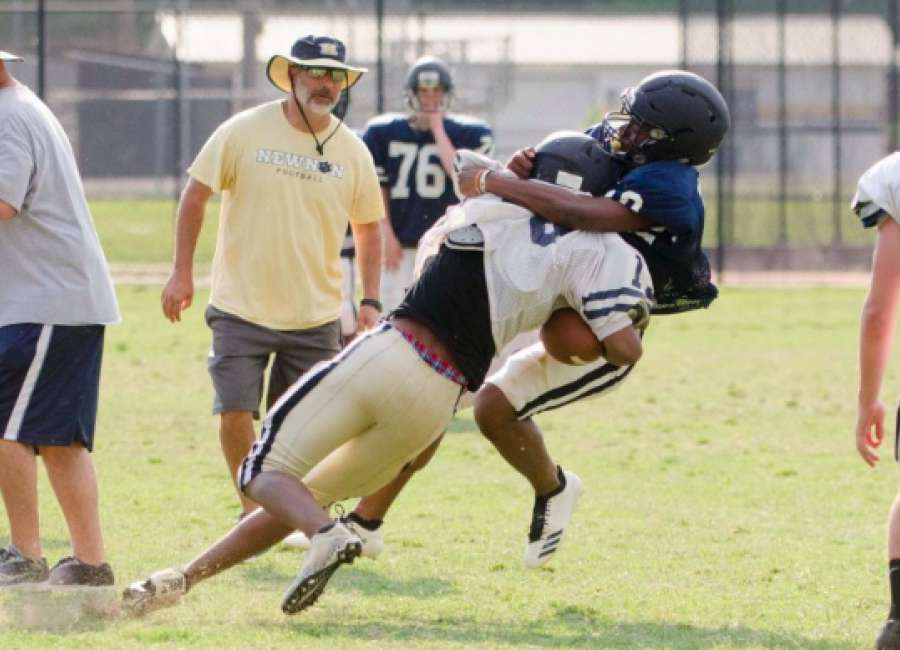 SPRING FOOTBALL: Newnan benefits from full year under new staff
