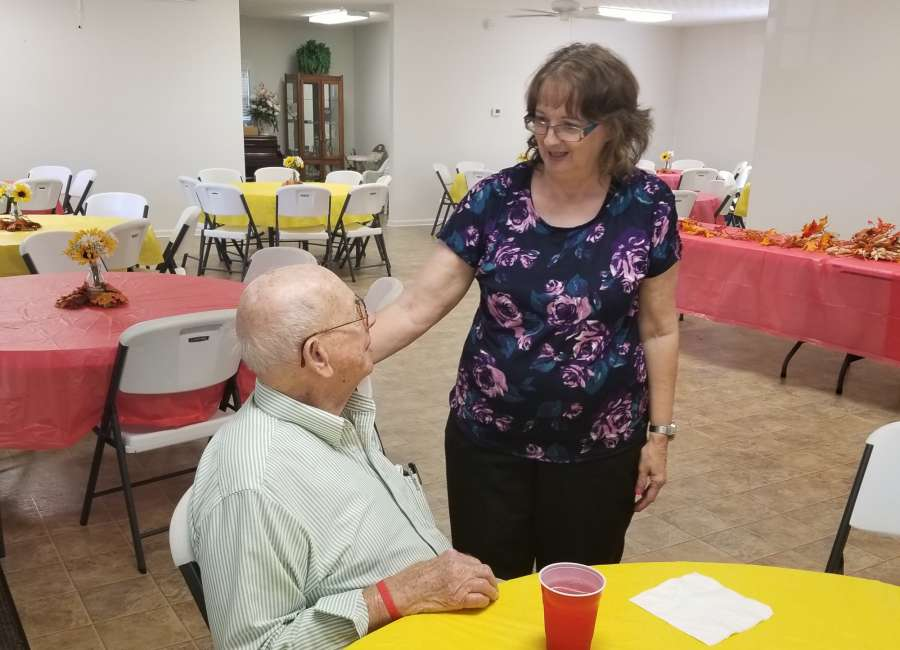 Strickland Reunion held at Bethel Baptist Church