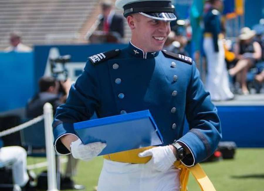 The U.S. Air Force Academy: graduation and reflection