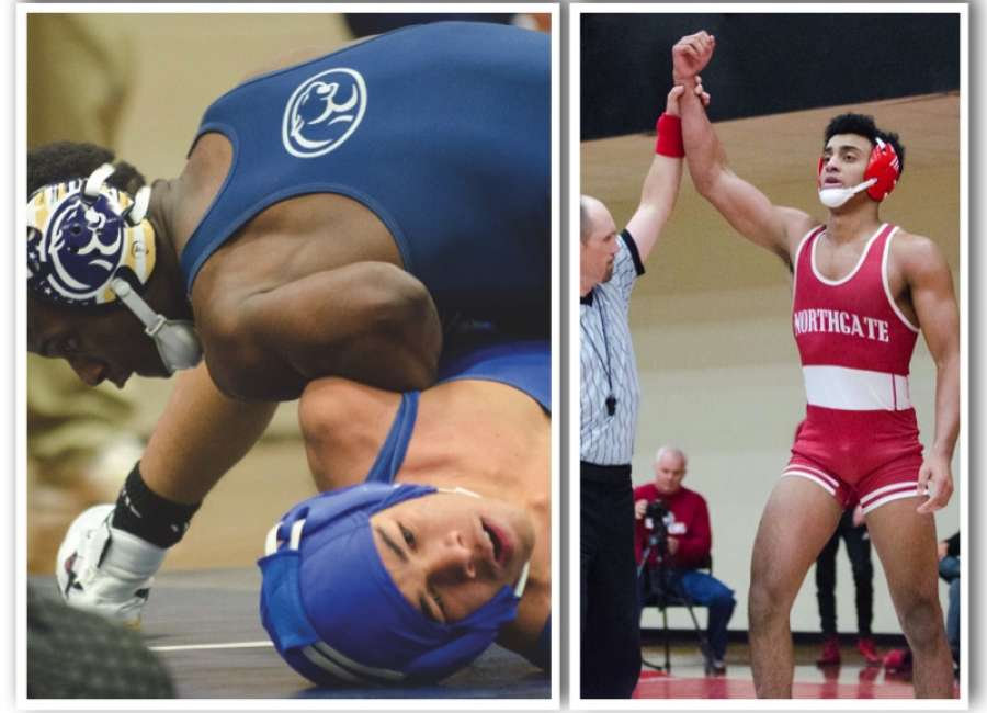 Three local high school wrestlers place at state tournament.