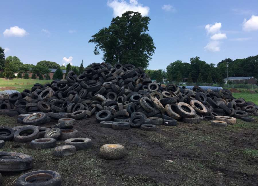 Tire amnesty a tremendous success