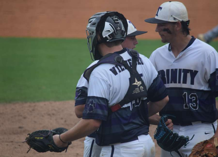 Trinity, Frederica to play third-and-deciding game Sunday at 1 to decide GISA baseball title