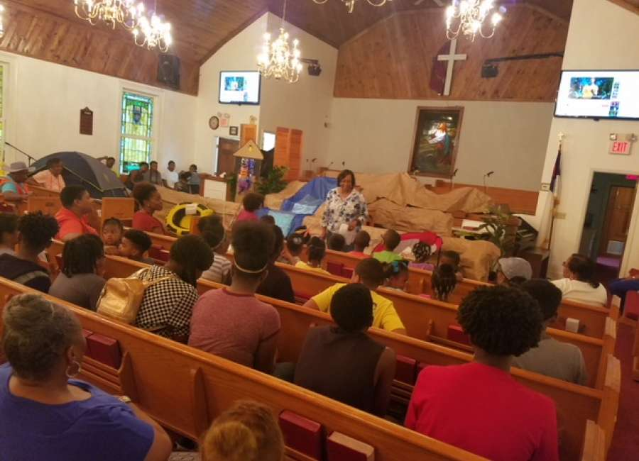 VBS creates lasting memories for local youngsters