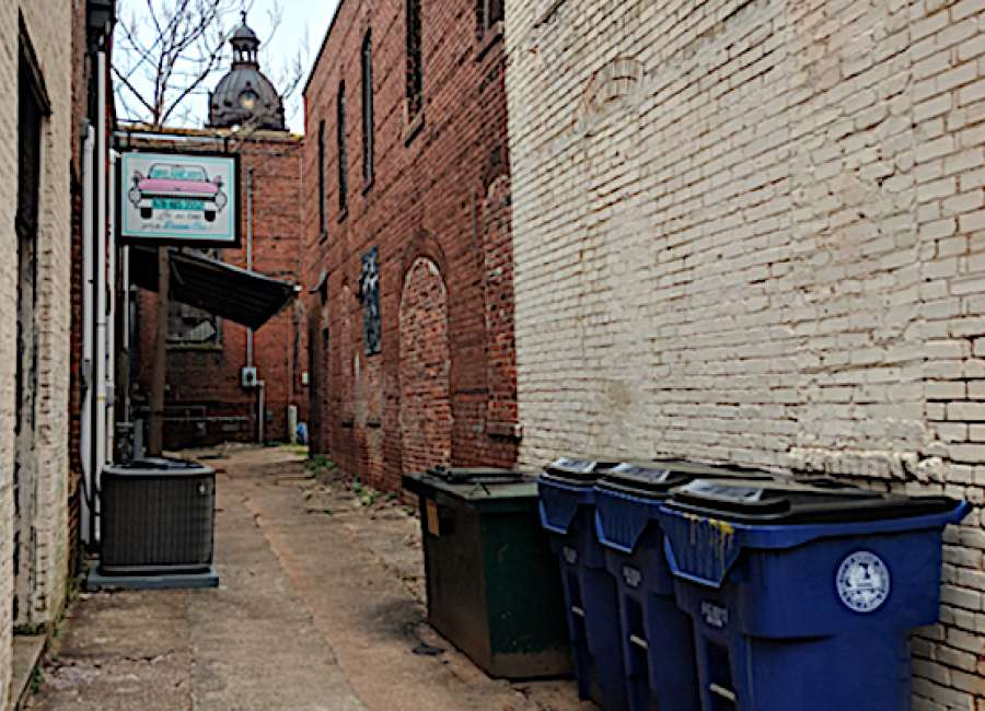 Wadsworth Alley to get new look, extra use