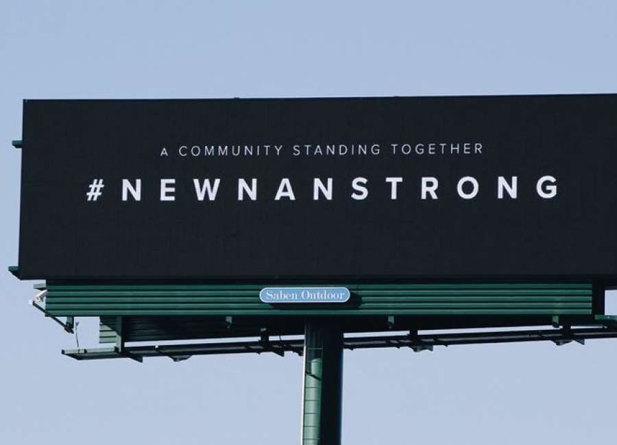 We are #NewnanStrong