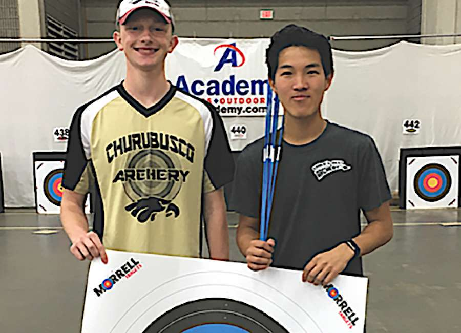Wright qualifies for world archery championships