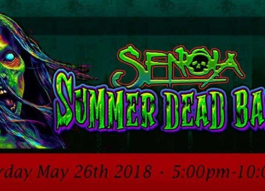 Zombie, Memorial Day events in Senoia