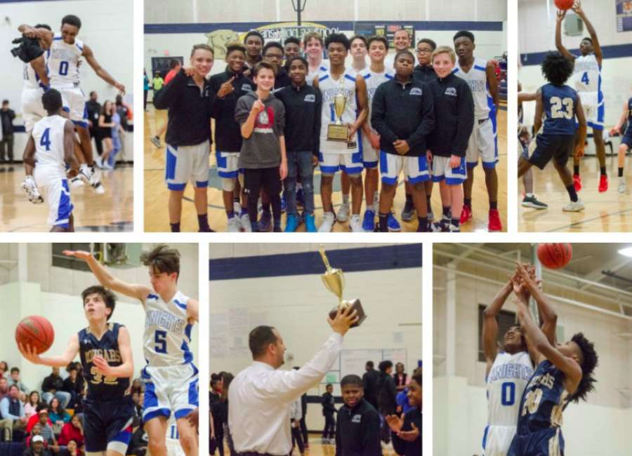 CCMSAL BOYS BASKETBALL CHAMPIONSHIP: Knights storm back for title after cashing in on free throws