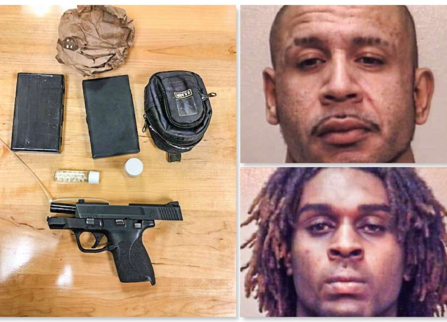 CCSO: Drugs, stolen gun found following chase