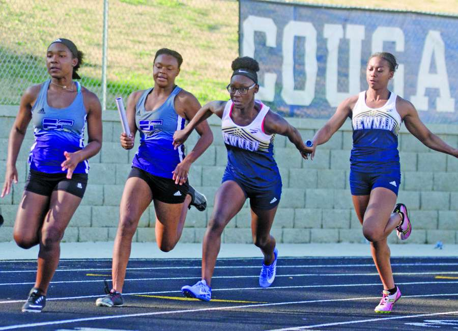 County meet acts as warmup for region