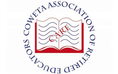 Coweta Association of Retired Educators named Unit of Distinction