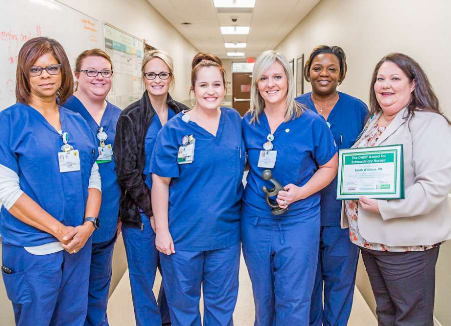 CTCA nurses win prestigious awards