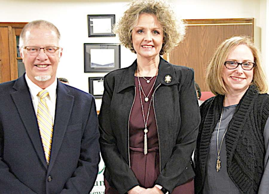 Dees elected board of education chair