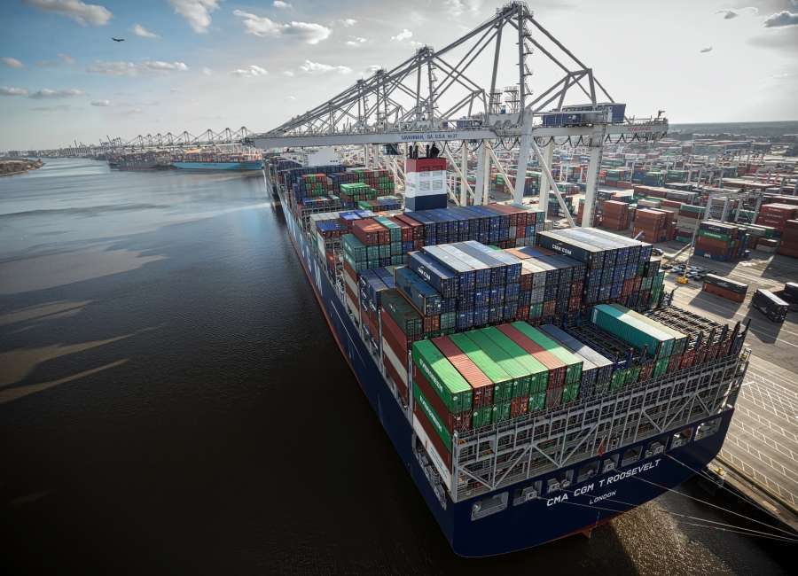 ​Full funding obtained for Savannah harbor deepening