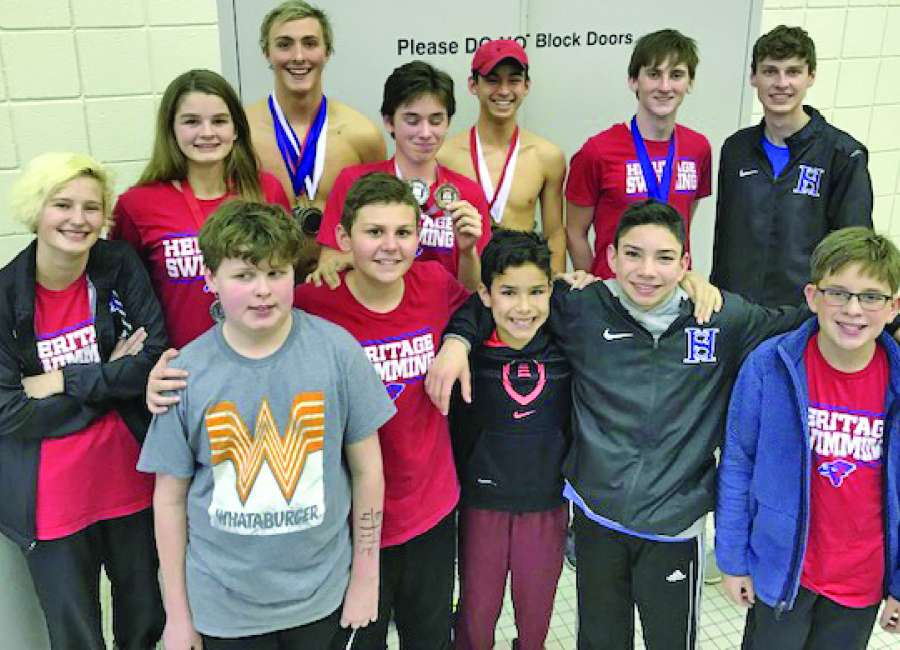 Hawks place third in state behind Scruggs' three titles