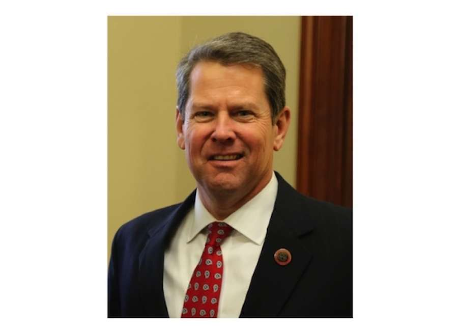 Kemp talks unity in inaugural speech