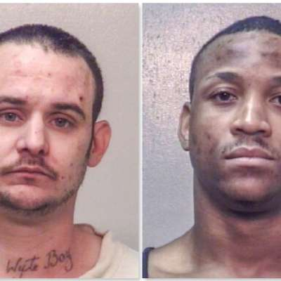 Local men sentenced to federal prison