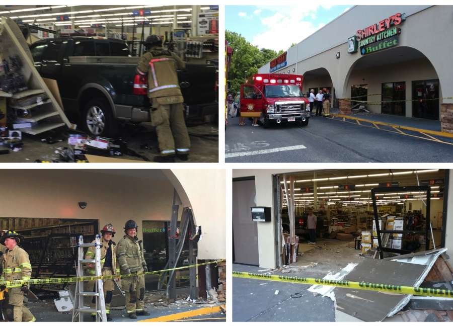 Man crashes into Harbor Freight - The Newnan Times-Herald