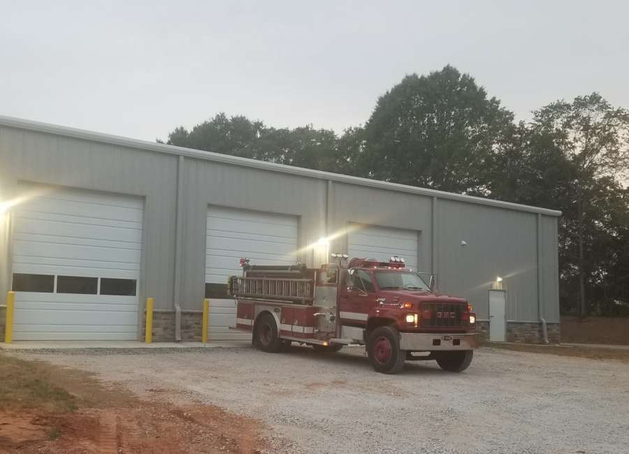 Meriwether following Coweta's pattern for fire service