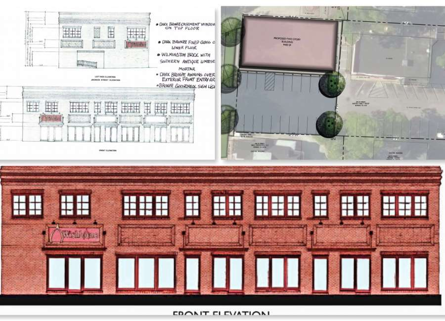 New commercial, residential building approved by planning commission