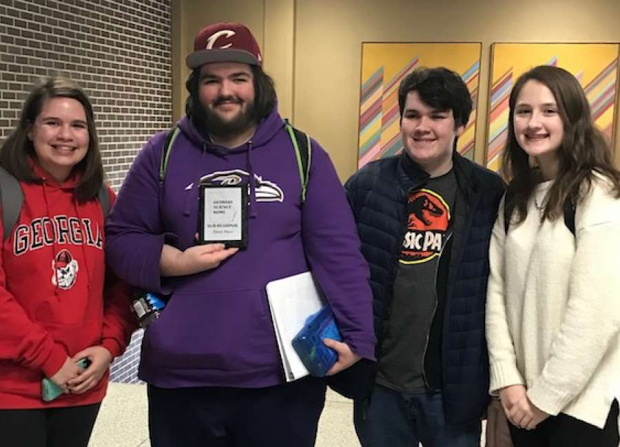 Newnan High headed to state Science Bowl competition