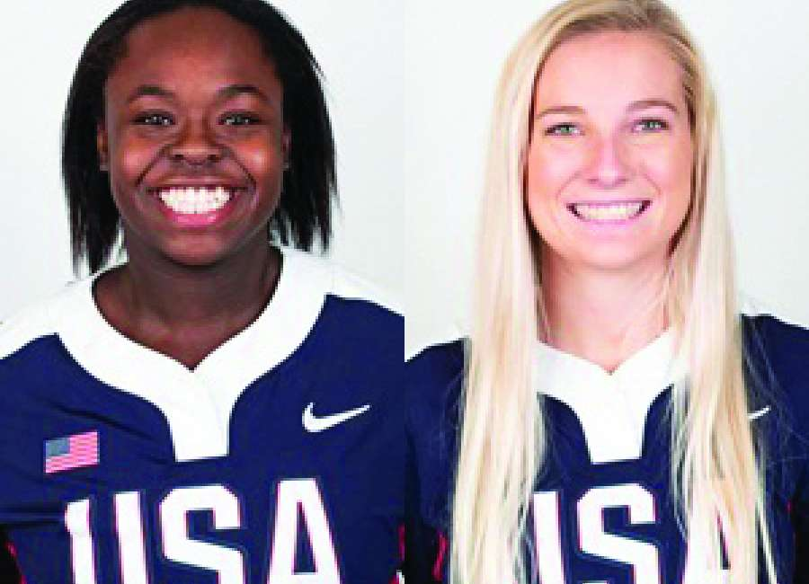 Echols,  Lynch selected for  USA Junior Women's National Softball Team