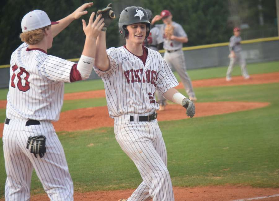 Northgate homers way past South Paulding