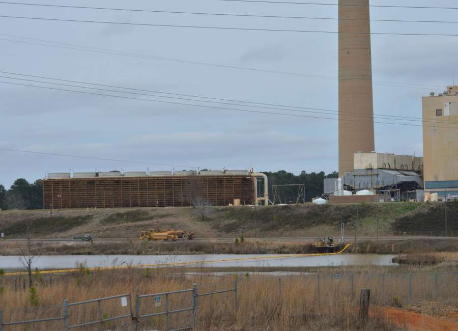 Plant Yates drains last ash pond - The Newnan Times-Herald