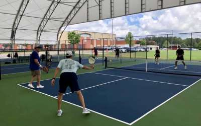 Players want public access to pickleball courts in Coweta