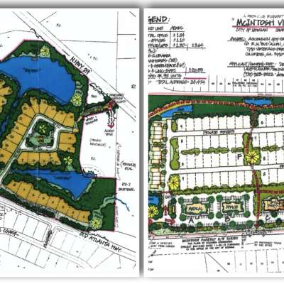 Council approves 40-lot development, denies 95-unit village