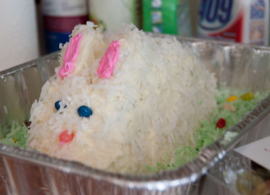 Recipes add bunny hop of zest to Easter