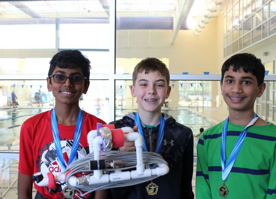Regional robotics competition held at Summit Family YMCA