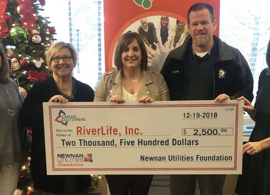 River Life's first grant will build wheelchair ramps